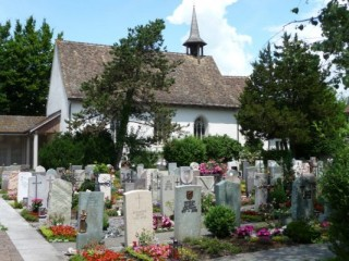 Friedhof Kempraten