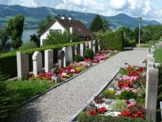 Friedhof Bollingen