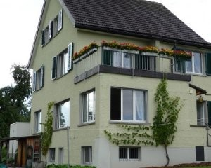 Pfarrhaus Bollingen / Taneggweg 7