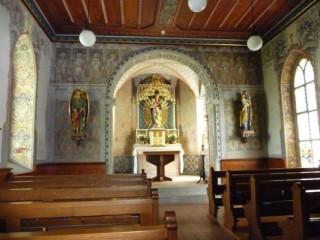 Liebfrauenkapelle, Rapperswil