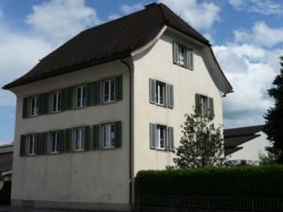 altes Pfarrhaus Jona / St. Gallerstrasse 18