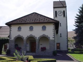 Kirche Wagen