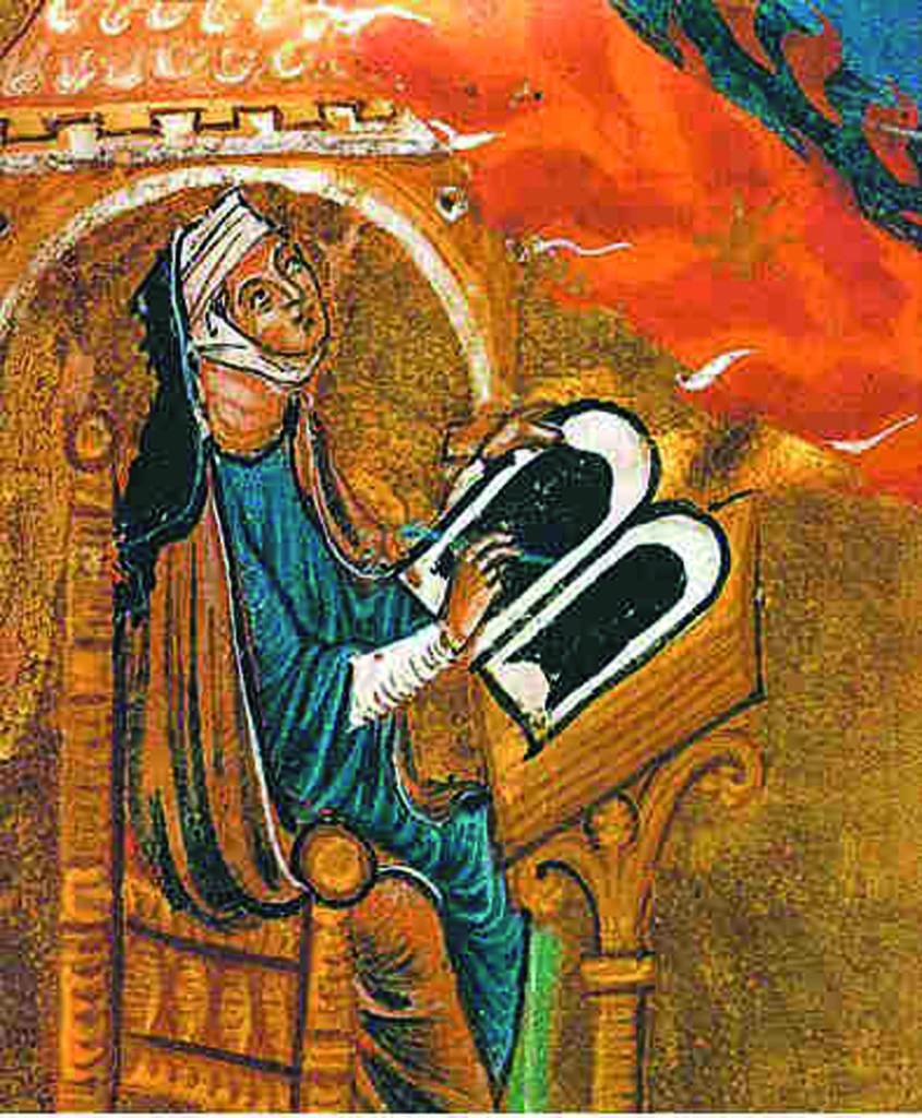 Gedenkfeier Hildegard von Bingen