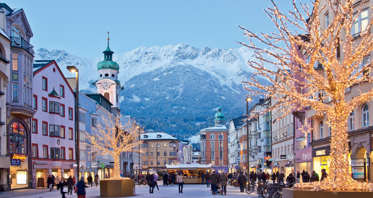 Advents-Reise nach Innsbruck