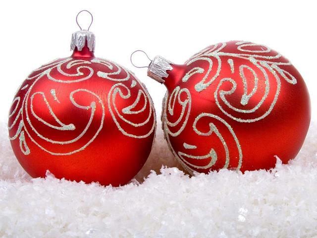 Tauschbörse für Weihnachtsschmuck