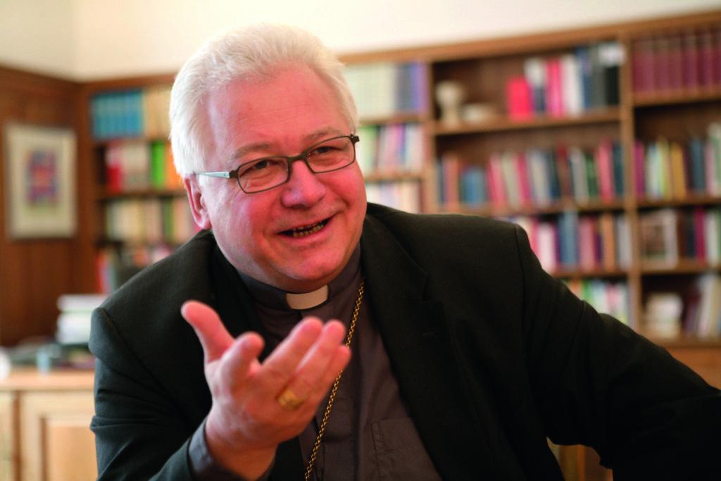 Matinée in St. Gallen – mit Bischof Markus