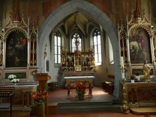 St. Martin, Busskirch