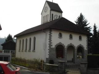 Kapelle Wagen - St. Wendelin