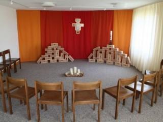 Franziskuszentrum Kempraten - Meditationsraum