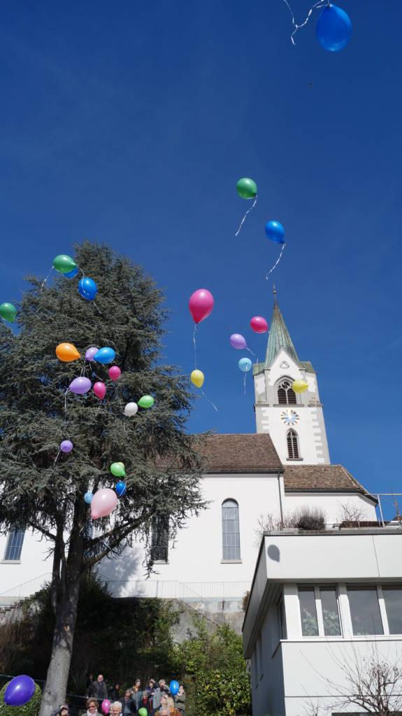 Kleines Pfarreifest Jona