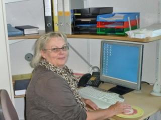 Romy Forster, Betriebsleiterin KGH