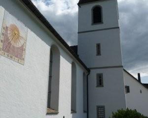 Pfarrkirche Bollingen - St. Pankratius
