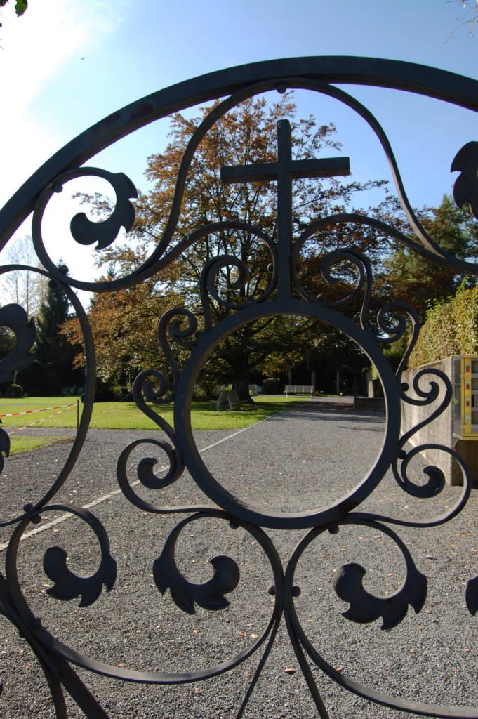 Was Sie schon immer über den Friedhof wissen wollten