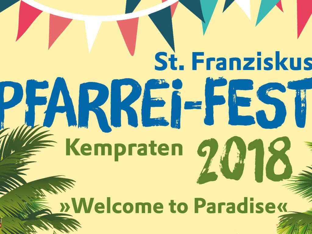 Pfarreifest in Kempraten