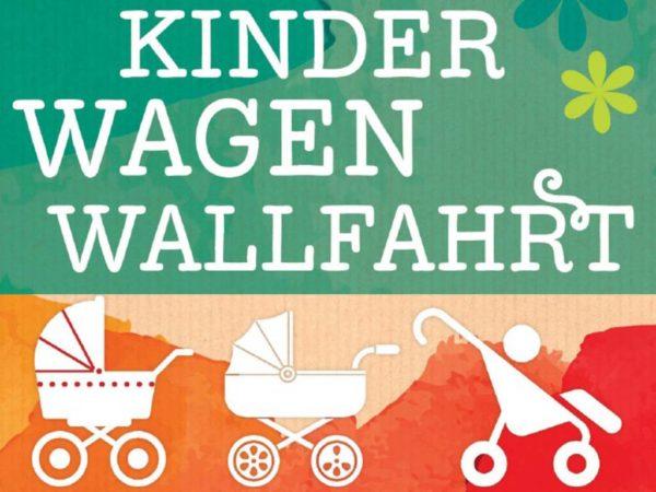 Kinderwagen Wallfahrt Logo