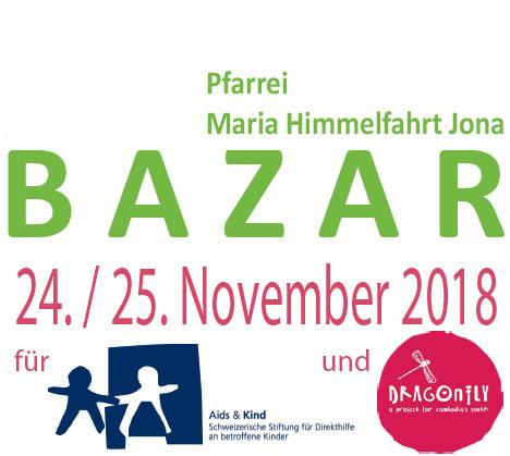 Pfarrei-Bazar 2018