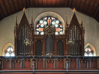 Orgel Rapperswil