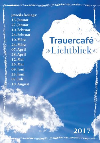 Trauercafe 2017